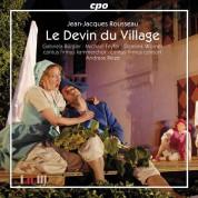 Gabriela Bürgler, Michael Feyfar, Dominik Wörner, Cantus Firmus Kammerchor, Cantus Firmus Consort, Andreas Reize: Jean-Jacques Rousseau: Le Devin du Village - CD