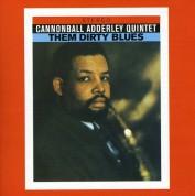 Cannonball Adderley: Them Dirty Blues + 3 Bonus Tracks - CD