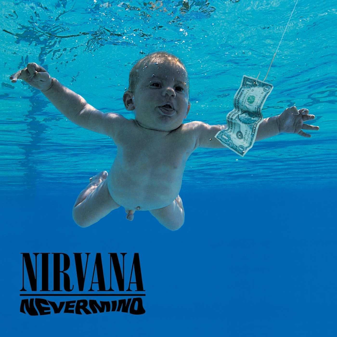 Nirvana: Nevermind - CD - Opus3a