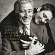 Tony Bennett, K.d. Lang: A Wonderful World - CD