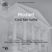 Mozart: Cosí fan tutte - CD