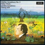 London Symphony Orchestra, Sir Georg Solti: Mahler: Symphony No. 3 - Plak