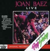 Joan Baez: Live - CD