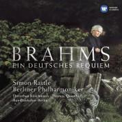 Sir Simon Rattle, Berliner Philharmoniker: Brahms: Ein Deutsches Requiem - CD