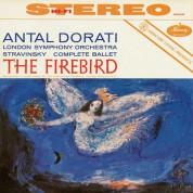 London Symphony Orchestra, Antal Doráti: Stravinsky: The Firebird - Plak