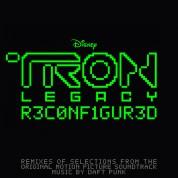 Daft Punk: OST - Tron Legacy: R3conf1gur3d - CD