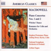 Macdowell: Piano Concertos Nos. 1 and 2 / Witches' Dance - CD