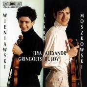 Ilya Gringolts, Alexandr Bulov: Violin Duets - CD
