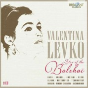 Valentina Levko: Star of the Bolshoi - CD