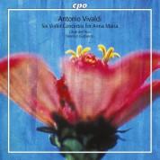 L'Arte dell'Arco, Federico Guglielmo: Antonio  Vivaldi - Six Violin Concertos for Anna Maria - SACD