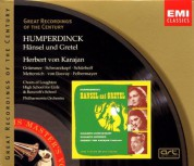 Elisabeth Grümmer, Elisabeth Schwarzkopf, Josef Metternich, Maria von Ilosvay, Philharmonia Orchestra, Herbert Von Karajan: Humperdinck: Hänsel & Gretel - CD
