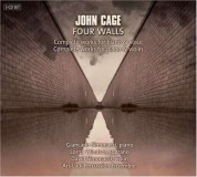 Giancarlo Simonacci, David Simonacci, Lorna Windsor, Ars Ludi Percussion Ensemble: Cage: Complete works for piano & voice and piano & violin - CD