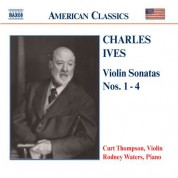 Ives: Violin Sonatas Nos. 1-4 - CD