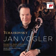 Jan Vogler, Frankfurt Radio Symphony, Andres Orozco-Estrada: Tchaikovsky - CD