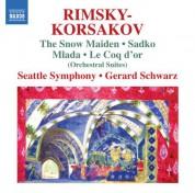 Gerard Schwarz: Rimsky-Korsakov: Orchestral Suites - CD