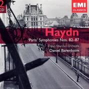 English Chamber Orchestra, Daniel Barenboim: Haydn: 'Paris' Symphonies - CD