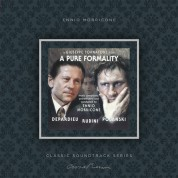 Ennio Morricone: A Pure Formality - Plak