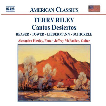 Riley: Cantos Desiertos / Beaser / Tower / Liebermann - CD