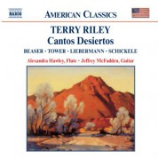 Riley: Cantos Desiertos / Beaser / Tower / Liebermann - CD
