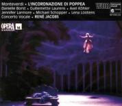 René Jacobs, Concerto Vocale: Monteverdi: L'incoronazione di Poppea - CD