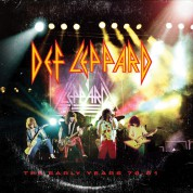 Def Leppard: The Early Years 79 - 81 - CD