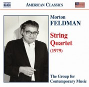Feldman, M.: String Quartet - CD