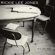 Rickie Lee Jones: It's Like This  (45rpm-edition) - Plak