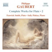 Gaubert: Works for Flute, Vol.  2 - CD