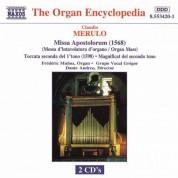 Merulo: Missa Apostolorum / Toccata / Magnificat - CD