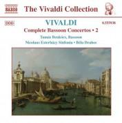 Tamas Benkocs: Vivaldi: Bassoon Concertos (Complete), Vol. 2 - CD