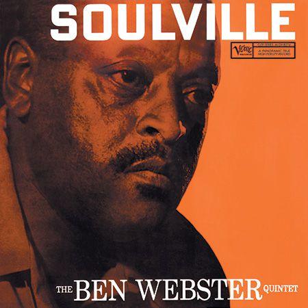 Ben Webster: Soulville - Plak
