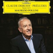 Maurizio Pollini: Debussy: Preludes - Plak