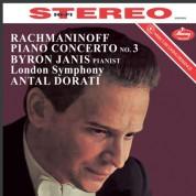 Byron Janis, London Symphony Orchestra, Antal Doráti: Rachmaninov: Piano Concerto No. 3 - Plak