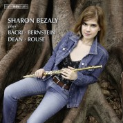 Sharon Bezaly - plays Bacri, Bernstein, Dean & Rouse - CD