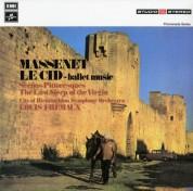 Louis Fremaux, City of Birmingham Symphony Orchestra: Massenet: Le Cid - Plak