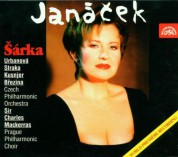 Sir Charles Mackerras, Czech Philharmonic Orchestra, Eva Urbanova: Janacek: Sarka, Opera in 3 Acts - CD