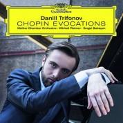 Daniil Trifonov: Chopin Evocations - Plak