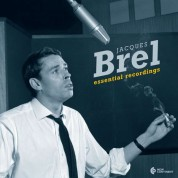 Jacques Brel: Essential Recordings - Plak