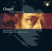 Paolo Giacometti, Rotterdam Young Philharmonic, Arie van Beek: Chopin: Piano Works - CD