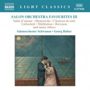 Schwanen Salon Orchestra: Salon Orchestra Favourites, Vol. 3 - CD