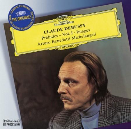 Arturo Benedetti Michelangeli: Debussy: Préludes - Plak