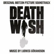 Ludwig Göransson: Death Wish (Limited Numbered Edition - Red Vinyl) - Plak