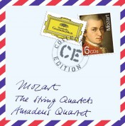 Amadeus Quartet: Mozart: String Quartets - CD