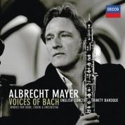 Albrecht Mayer, The English Concert: Albrecht Mayer - Voices of Bach - CD