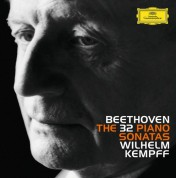 Wilhelm Kempff: Beethoven: The 32 Piano Sonatas - CD