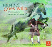 Christina Pluhar, L'Arpeggiata: Händel: Goes Wild - CD