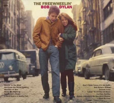 Bob Dylan: The Freewheelin' Bob Dylan - Plak