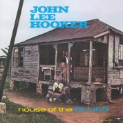 John Lee Hooker: House Of The Blues - Plak
