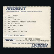 Primal Scream: Give Out But Don't Give Up (The Original Memphis Recordings) - Plak