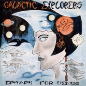 Galactic Explorers: Epitaph For Venus - Plak